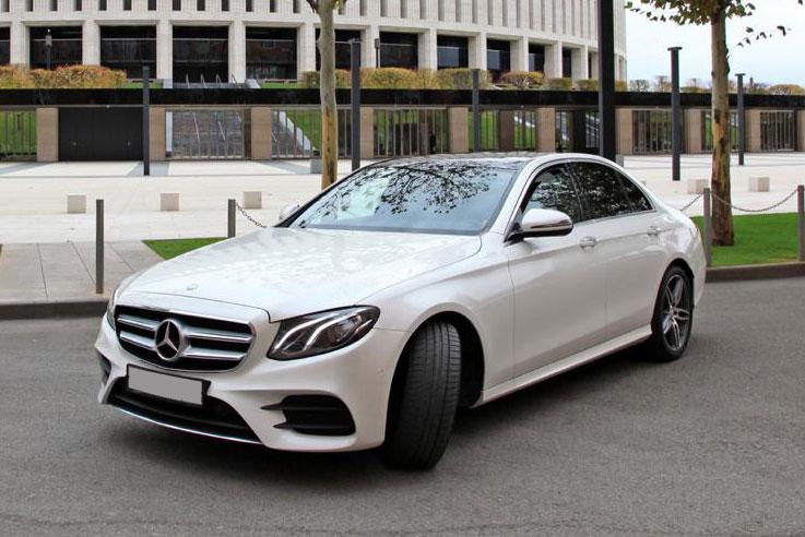 Аренда Mercedes E class